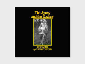 FRAME - FRAME BOOK Glen Luchford The Agony and the Ecstasy