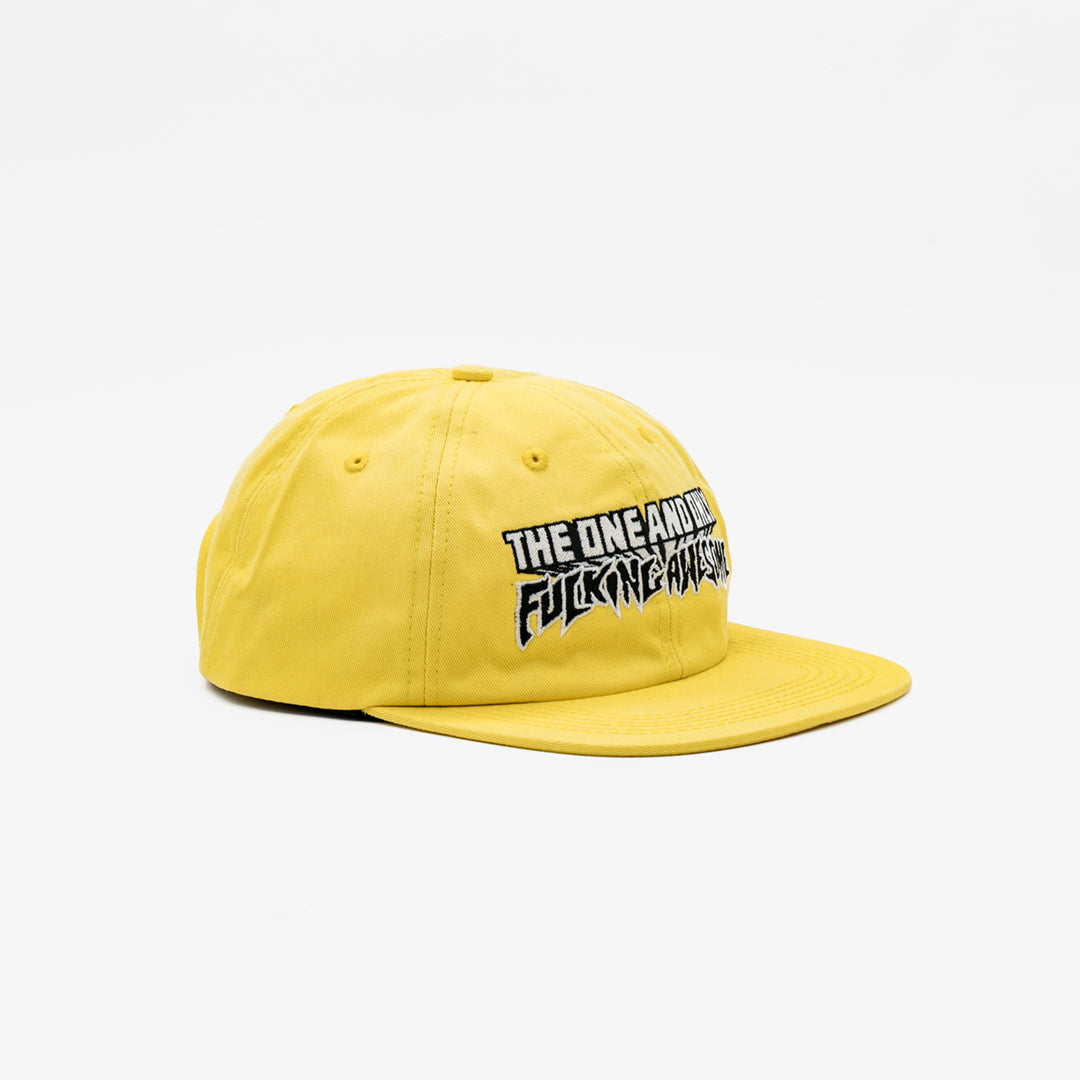 Selectshop FRAME - FUCKING AWESOME One & Only Cap Headwear Dubai