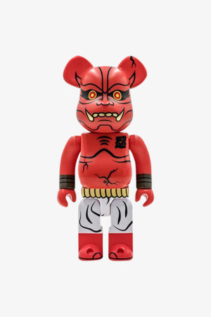 "FRAME - MEDICOM TOY Play Studio ""Akabinomi"" Be@rbrick 1000%"