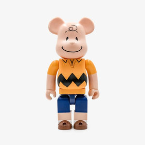 "Peanuts ""Charlie Brown"" Be@rbrick 1000%"
