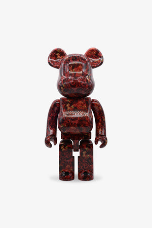 "Mika Ninagawa ""Leather Rose"" Be@rbrick 1000%"