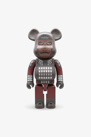 "Selectshop FRAME - MEDICOM TOY Planet of Apes ""Captain Ursus"" Be@rbrick 1000% Toys Dubai"