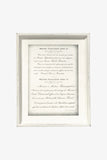 Selectshop FRAME - PUEBCO Wooden White Frame - Depth Large Home Dubai