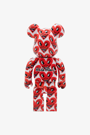Selectshop FRAME - MEDICOM TOY Keith Haring #6 Be@rbrick 1000% Collectibles Dubai