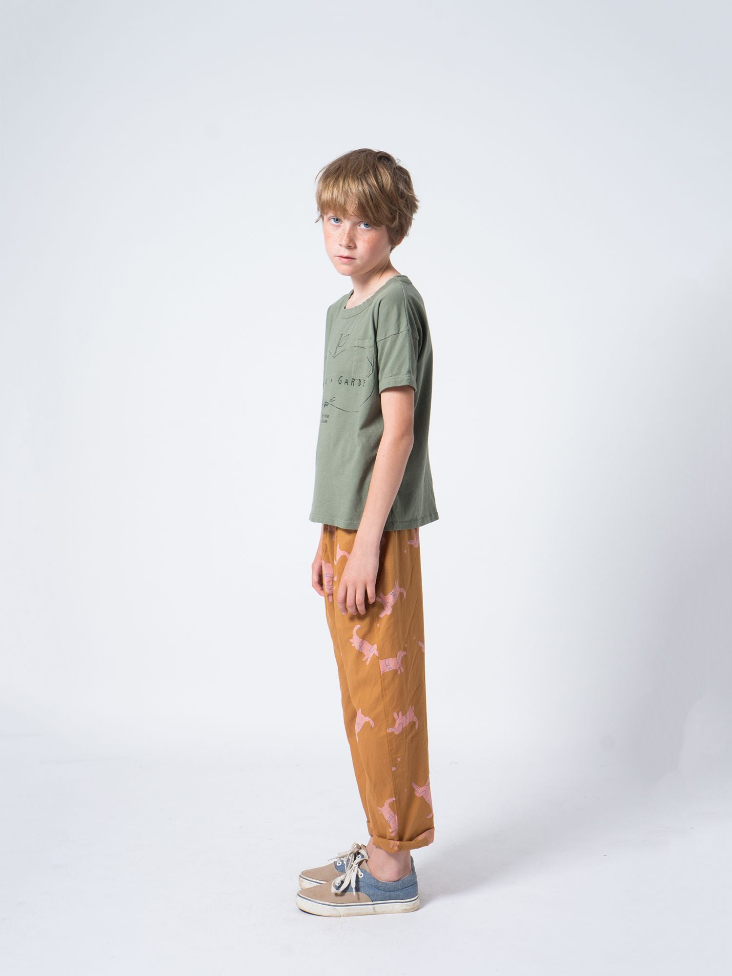 FRAME - BOBO CHOSES Dogs Trousers