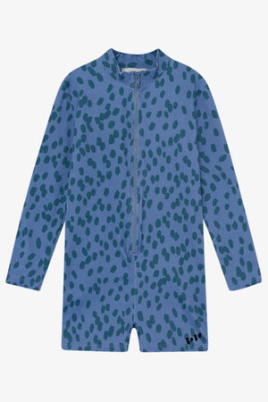 Selectshop FRAME - BOBO CHOSES Animal Print Swim Playsuit Kids Dubai