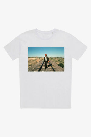 Selectshop FRAME - IDEA PARIS, TEXAS Harry Dean T-Shirt T-Shirt Dubai