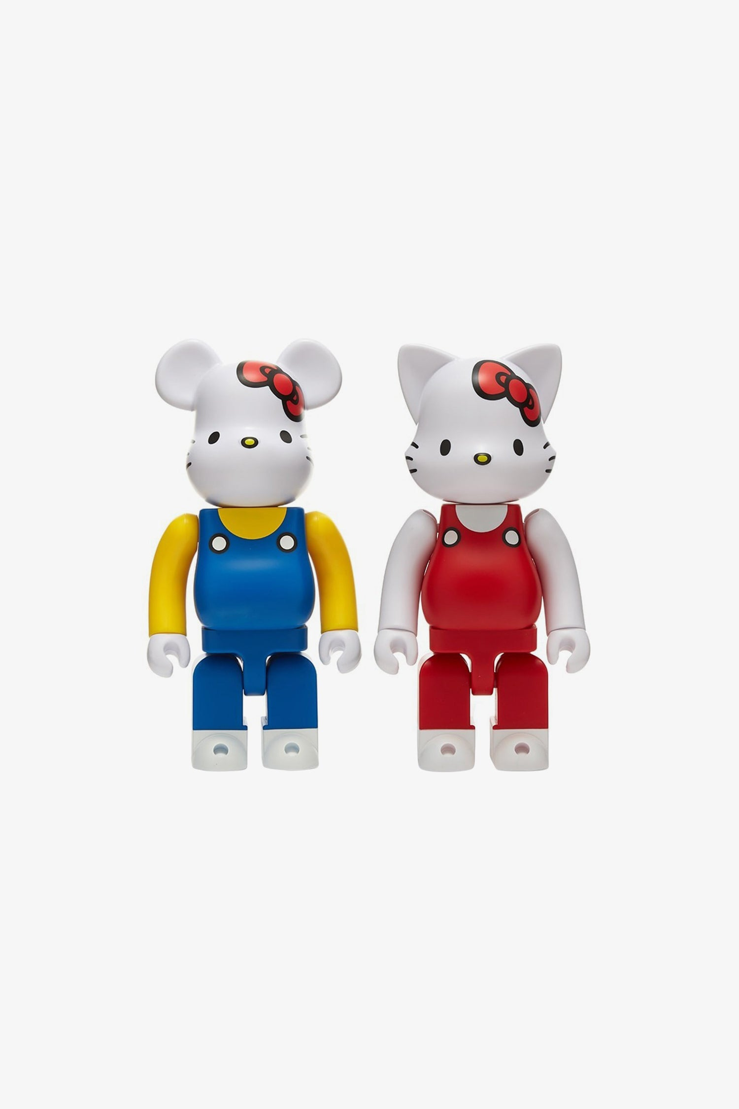 Selectshop FRAME - MEDICOM TOY Hello Kitty Set Be@rbrick 100% Toys Dubai
