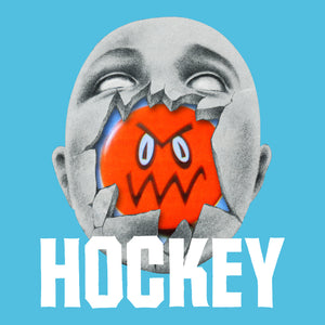 Selectshop FRAME - HOCKEY Broken Face Tee T-Shirt Dubai