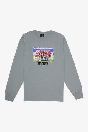 FRAME - HOCKEY Cheerleader L/S Tee