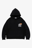 Selectshop FRAME - BLACKEYEPATCH Hot Label Hoodie Hoodie Dubai