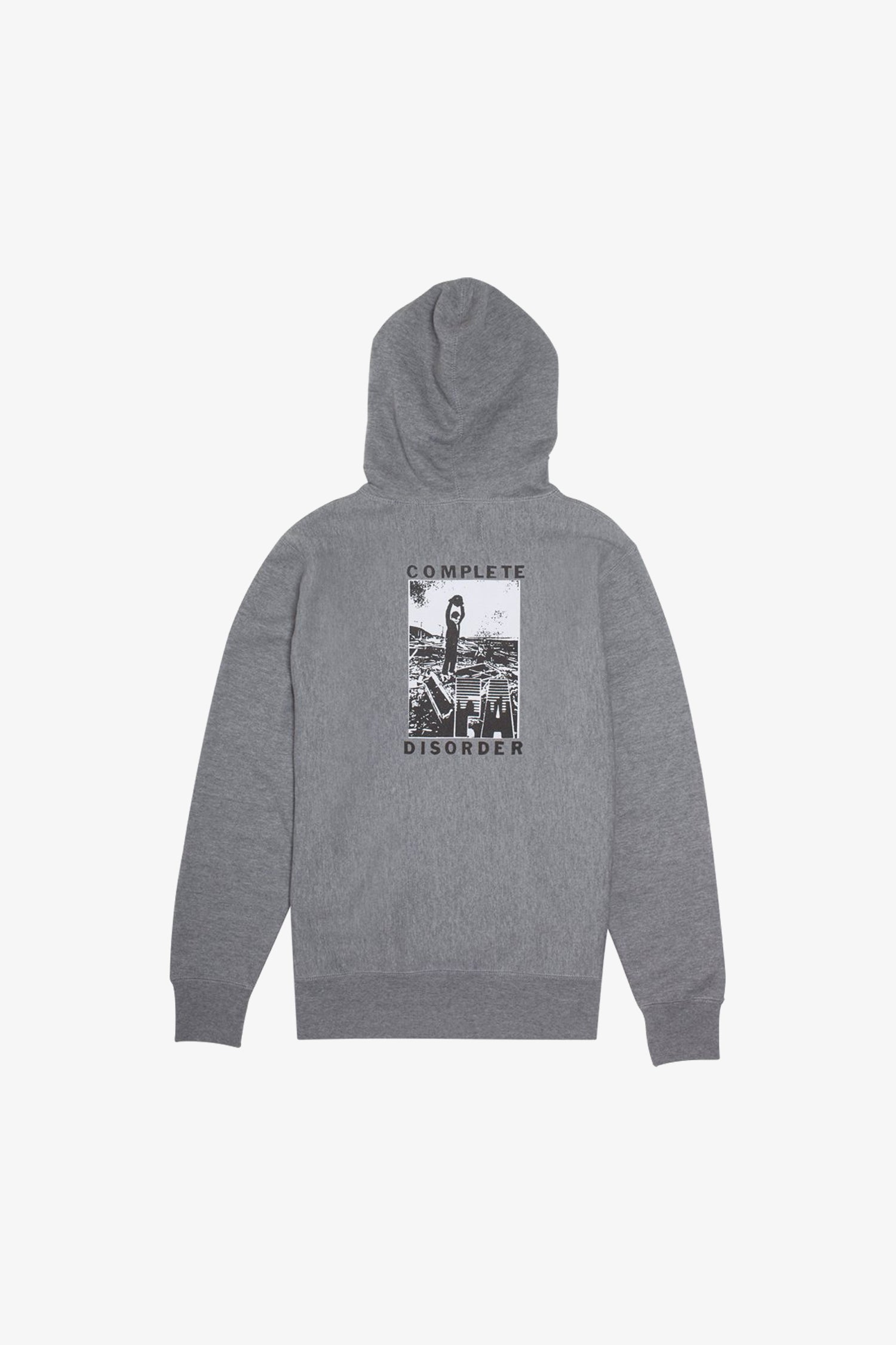 Selectshop FRAME - FUCKING AWESOME Disorder Hoodie Sweatshirt Dubai