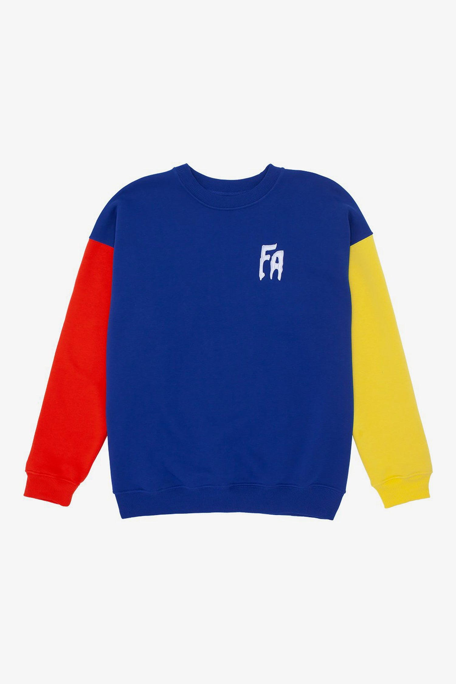 Selectshop FRAME - FUCKING AWESOME FA Primary Crewneck Sweatshirt Sweats-Knits Dubai