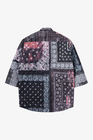 Selectshop FRAME - NEIGHBORHOOD Quilt-B / E-Shirt . 3Q Outerwear Dubai
