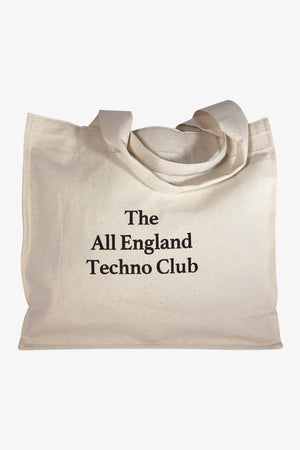 The All England Techno Club Bag