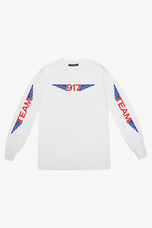 Selectshop FRAME - CALL ME 917 Team Wings Longsleeve T-Shirt T-Shirt Dubai