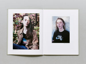 FRAME - FRAME BOOK FUMI NAGASAKA, Untitled Youth – Signed Limited Edition
