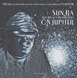 "FRAME - FRAME MUSIC Sun Ra And His Intergalactic Myth Science: ""On Jupiter (2018 Repress)"" LP"