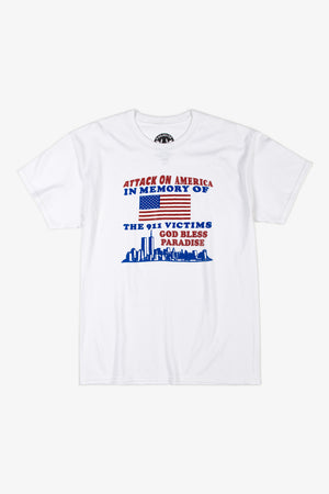 FRAME - PARADIS3 Attack On America T-Shirt