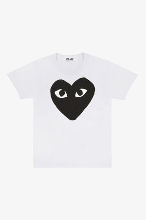 Selectshop FRAME - COMME DES GARCONS PLAY Big Black Heart T-shirt T-Shirt Dubai