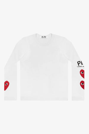 Three Heart Longsleeve