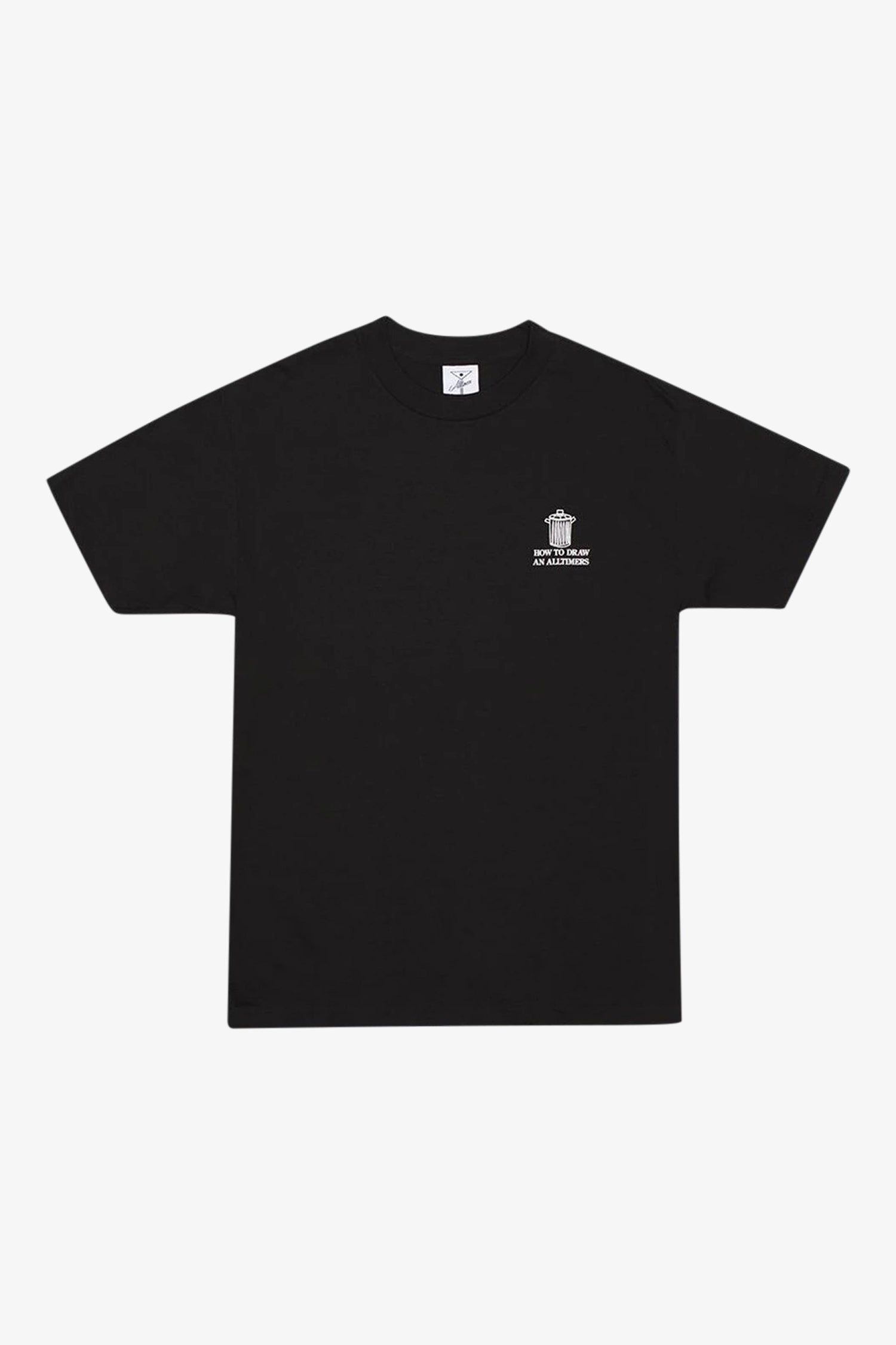 Selectshop FRAME - ALLTIMERS How 2 Tee T-Shirt Dubai