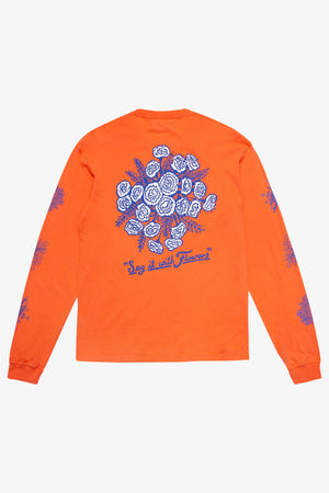 Selectshop FRAME - BIANCA CHANDON Say It With Flowers Longsleeve T-Shirt Dubai
