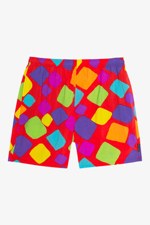 Selectshop FRAME - BIANCA CHANDON Vintage Taslan Shorts Bottoms Dubai