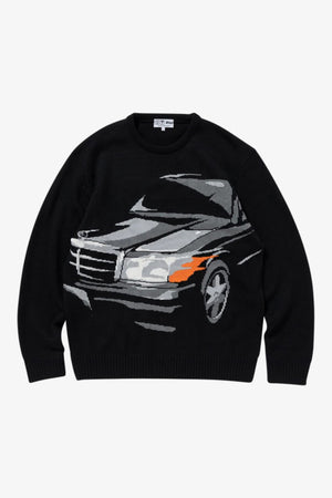Benzo Knit Sweat
