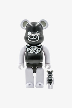 "Selectshop FRAME - MEDICOM TOY Fragment Design ""Compass and Square"" Be@rbrick 400%+100% Toys Dubai"
