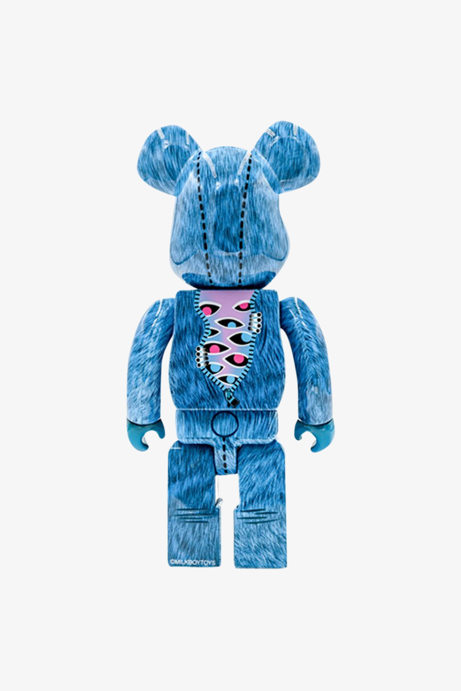 "Selectshop FRAME - MEDICOM TOY Milkboy ""The IT Bear"" Be@rbrick 400% Toys Dubai"