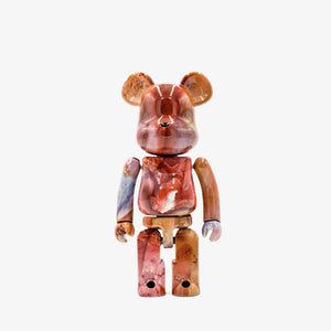 "FRAME - MEDICOM TOY Super Alloyed ""Pushead"" Be@rbrick 200%"