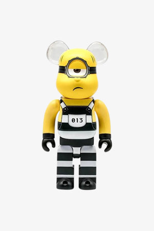 "Selectshop FRAME - MEDICOM TOY Despicable Me ""Mel"" Be@rbrick 400% Toys Dubai"