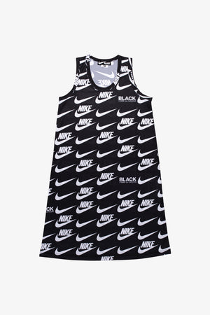 Nike Sleeveless Swoosh Midi Dress