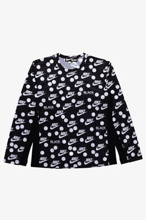 Nike Polka Dot Jersey Long sleeve T103