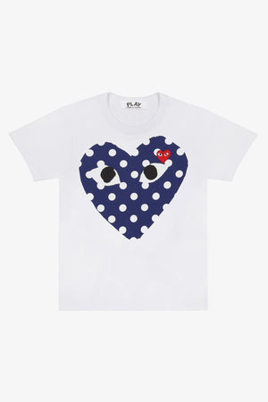 Polka Dot Big Heart T-Shirt