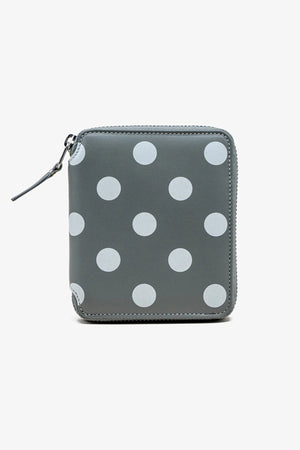 FRAME - COMME DES GARCONS WALLETS Printed Polka Dots Wallet
