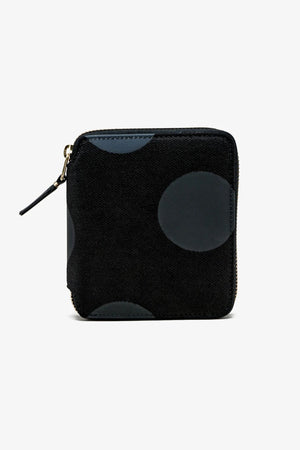 Rubber Dot Group Wallet