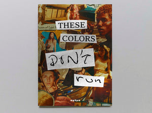 Selectshop FRAME - FRAME BOOK ROBERT LINDHOLM, These Colors Don't Run Book Dubai