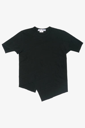 Deconstructed Asymmetric T-shirt