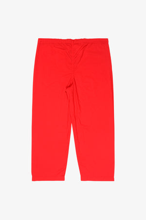Selectshop FRAME - COMME DES GARÇONS GIRL Drawstring Cropped Trousers Bottoms Dubai