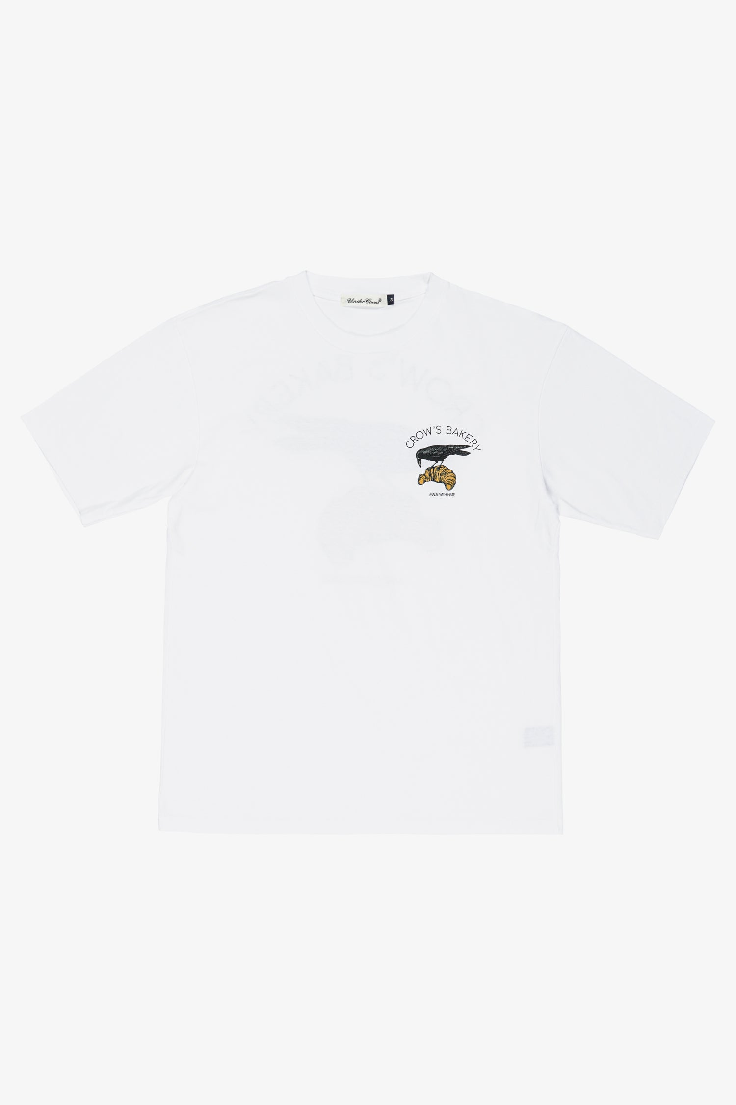 Selectshop FRAME - UNDERCOVER Crow's Bakery Tee T-Shirt Dubai
