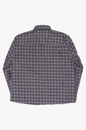Zip Off Sleeve Shirt