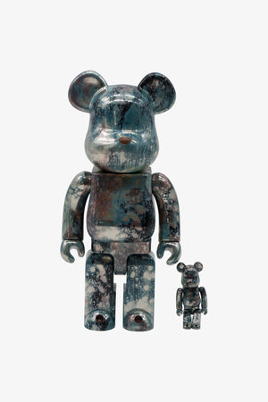 Selectshop FRAME - MEDICOM TOY Pushead#5 Be@rbrick 100%&400% Collectibles Dubai