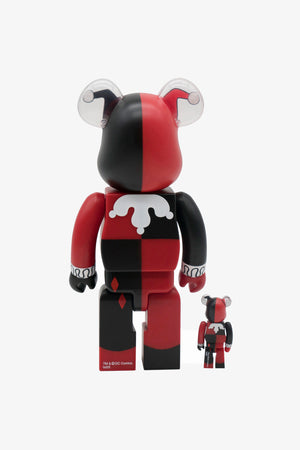 Selectshop FRAME - MEDICOM TOY Harley Quinn Be@rbrick 100%&400% Collectibles Dubai