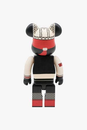 Selectshop FRAME - MEDICOM TOY Anna Sui Red & Beige Be@rbrick 400% Collectibles Dubai