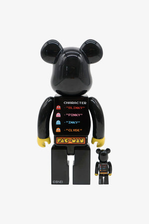 Selectshop FRAME - MEDICOM TOY PAC-MAN Be@rbrick 100%&400% Collectibles Dubai