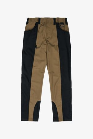 Selectshop FRAME - AFFIX Duo-Tone Work Pant Bottoms Dubai