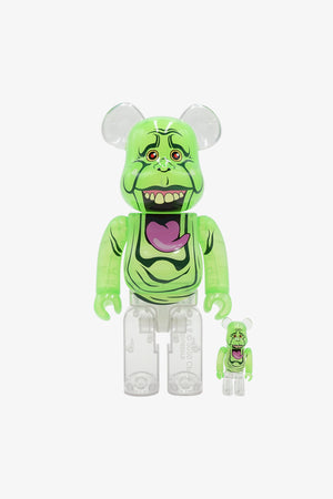 "Selectshop FRAME - MEDICOM TOY Slimer ""Green Ghost"" 400%+100% Collectibles Dubai"