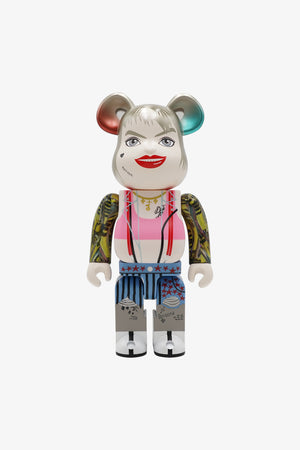 Selectshop FRAME - MEDICOM TOY Harley Quinn Be@rbrick 400% Collectibles Dubai